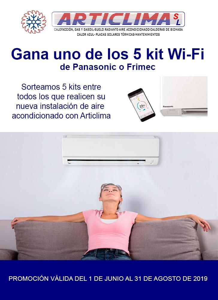 promocion aire acondicionado articlima