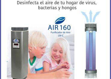 ¡Ya disponibles los generadores de ozono y purificadores de aire para desinfección de hogares y empresas!